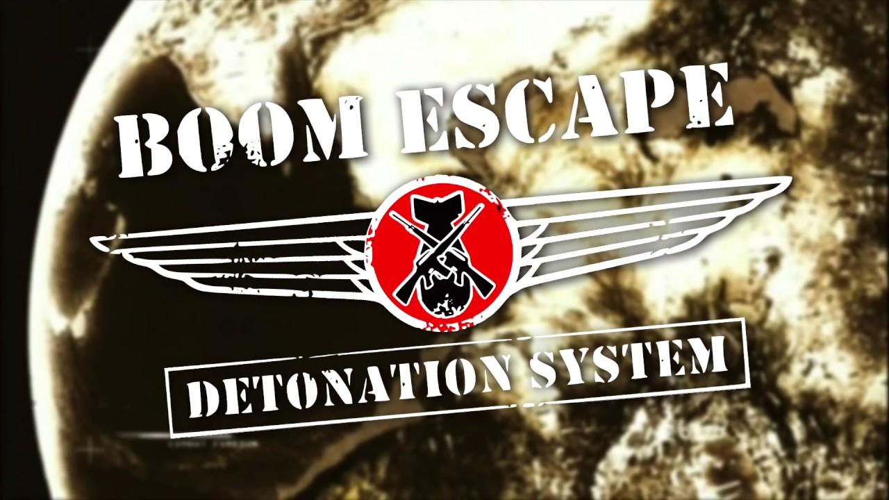 Boom Escape (Modo Competición)
